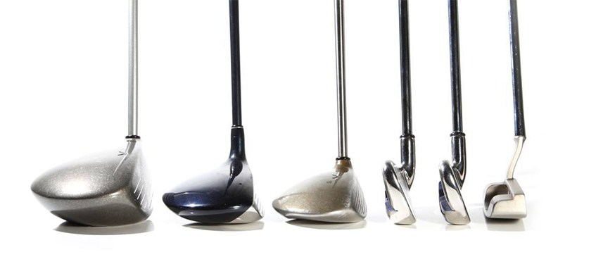 The 4 Types Of Golf Clubs