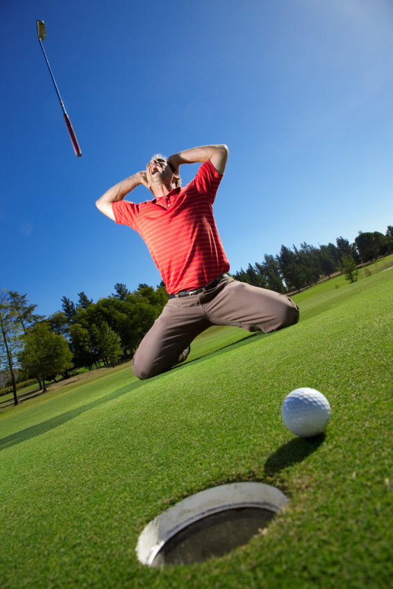Psychology Tips for Better Golf