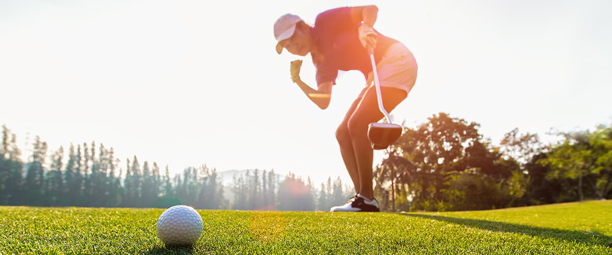 The Top Supplements for Regular Golfers