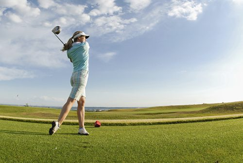 The Health Benefits of Playing Golf