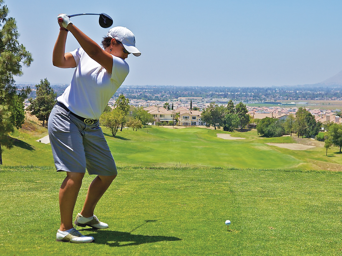 Achieving Consistent Positivity In Golf